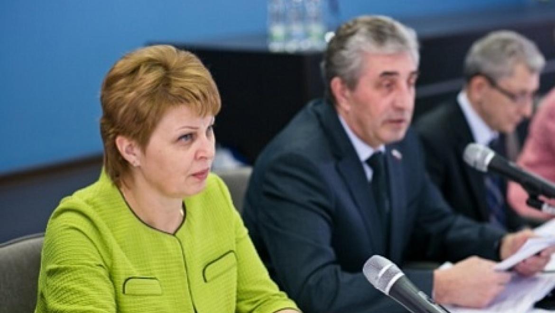 Заседание Областного союза промышленников и предпринимателей