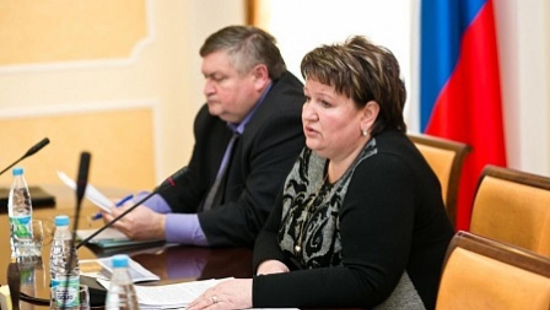 Заседание инвестиционного совета Оренбургской области
