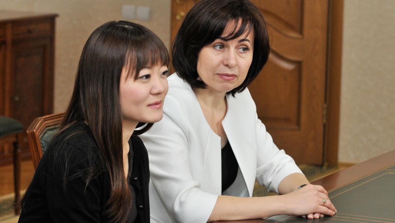 В Оренбург приехала известная пианистка Шино Хидака