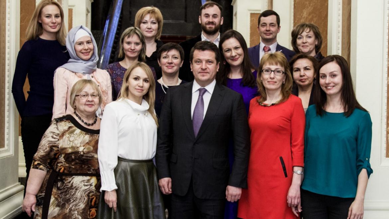 Ильсур Метшин встретился с представителями благотворительных фондов и организаций Казани