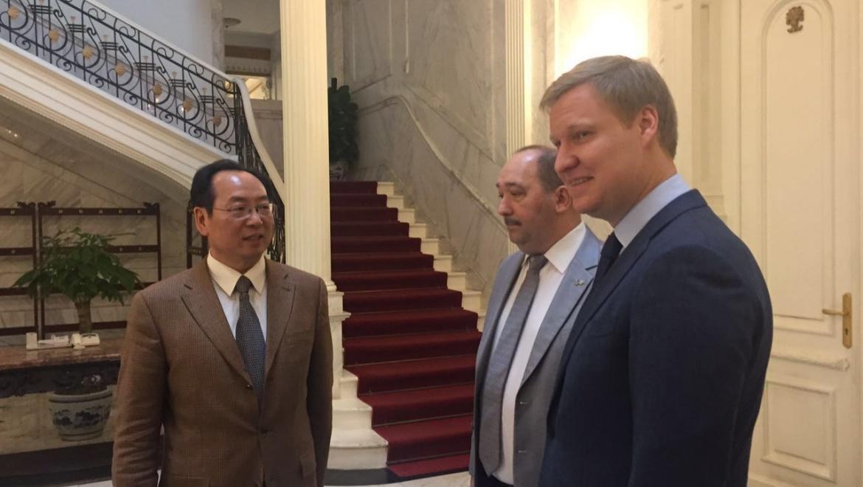 Делегация Казани посетила города Китайской народной республики