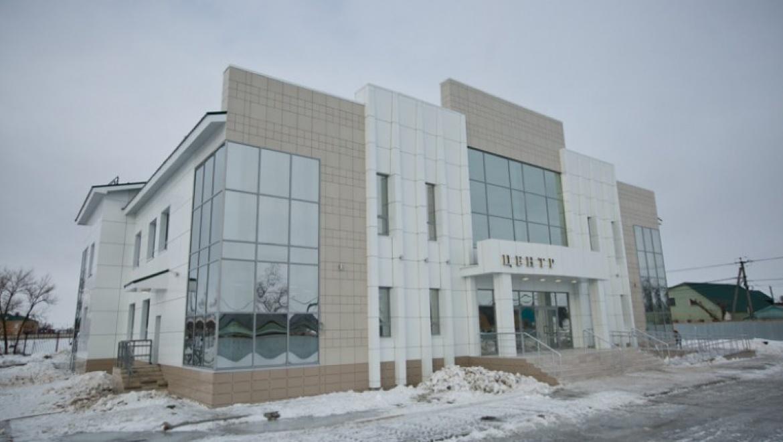 Открытие уникального центра культурного развития в Соль-Илецке