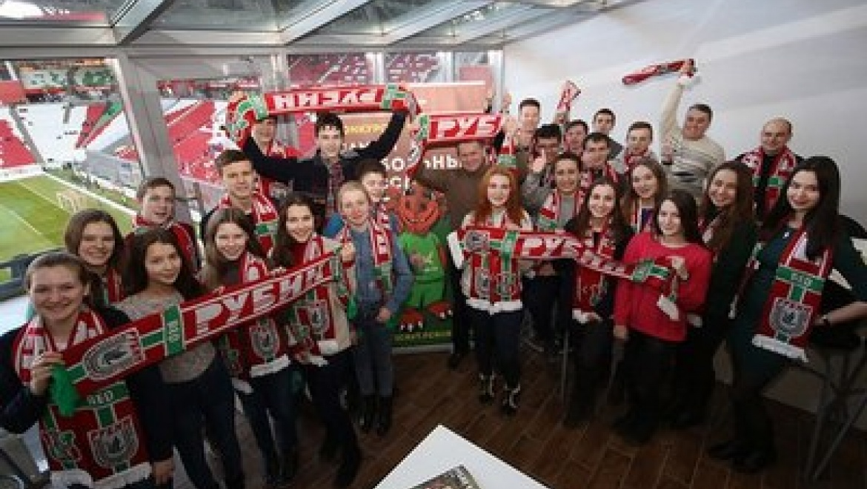 В Казани подвели итоги второго этапа конкурса «Самый футбольный класс»