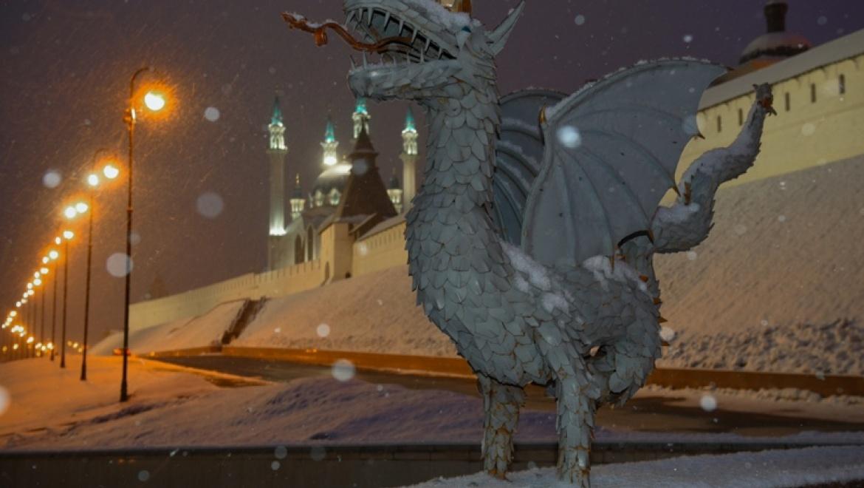 В Казань возвращаются снегопады, метель и гололед