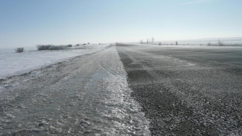 В Оренбургской области снимается ограничение движения транспортных средств