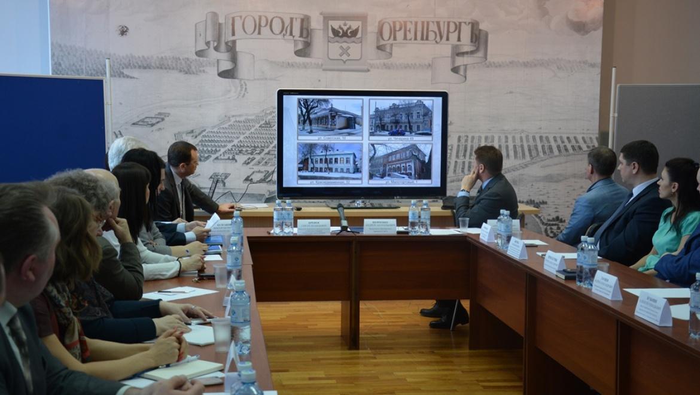 Для сохранения исторического облика Оренбурга необходимо создать механизм привлечения инвесторов