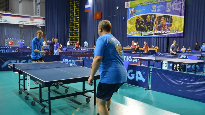Прокуроры приняли участие в турнире по настольному теннису