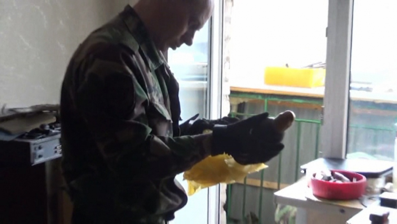 В Бузулуке в многоквартирном доме обнаружена «минометная мина»