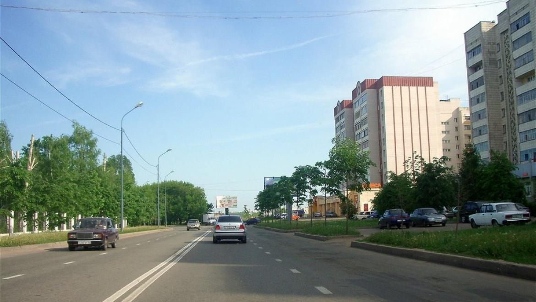 На ул.Космонавтов в Казани запретят остановку автотранспорта