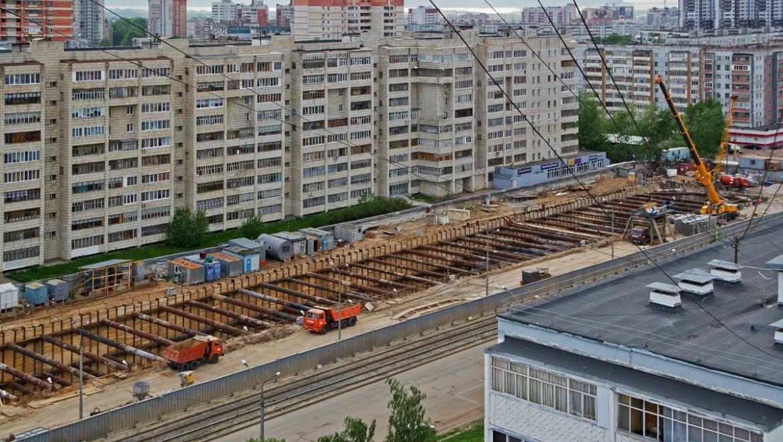 Станции метро на пересечении улиц Фучика и Зорге в Казани присвоено наименование «Дубравная»