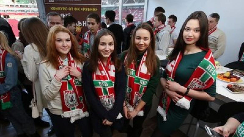 В Казани стартовал третий этап конкурса «Самый футбольный класс»