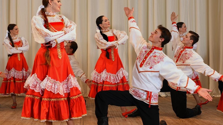 Оренбургский государственный русский народный хор вернулся с гастролей