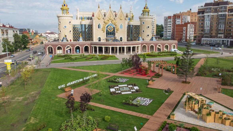В казанском «Экияте» пройдут гастроли бурятского театра кукол «Ульгэр»