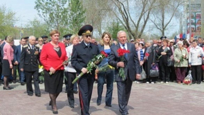 В Оренбурге прошли памятные мероприятия по случаю 30-летия Чернобыльской аварии