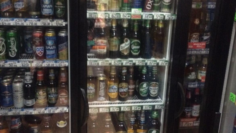 Не все продавцы исполнили запрет на продажу алкоголя
