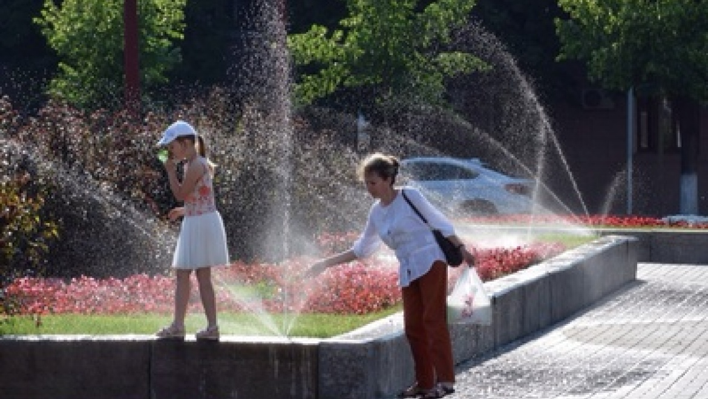 Синоптики прогнозируют в Казани сильную жару
