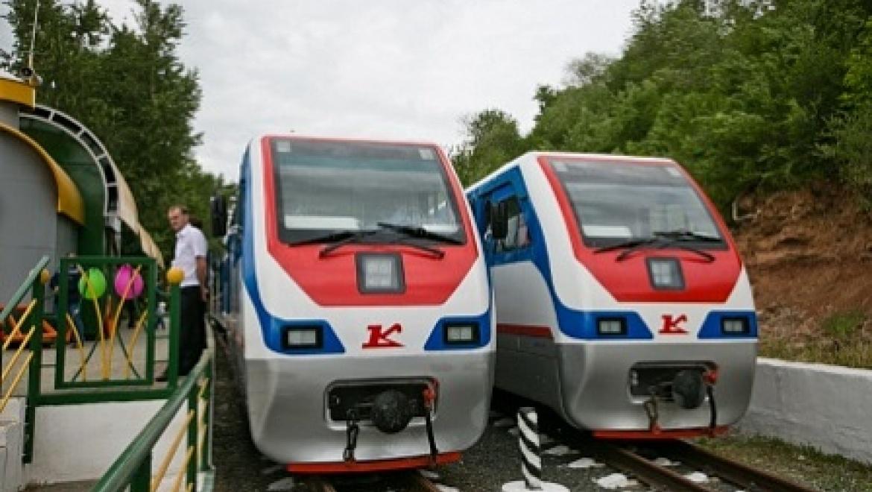 На Оренбургской детской железной дороге стартовал 63-й летний сезон работы