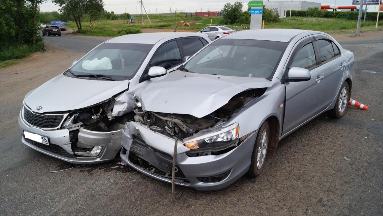 ДТП на Загородном шоссе: 3-х летний пассажир госпитализирован
