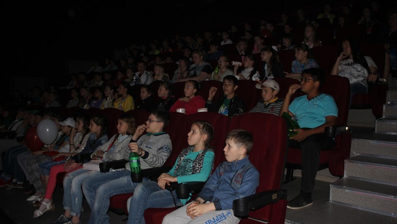 Более 4 тысяч человек за неделю посетили новый кинотеатр в Бугуруслане