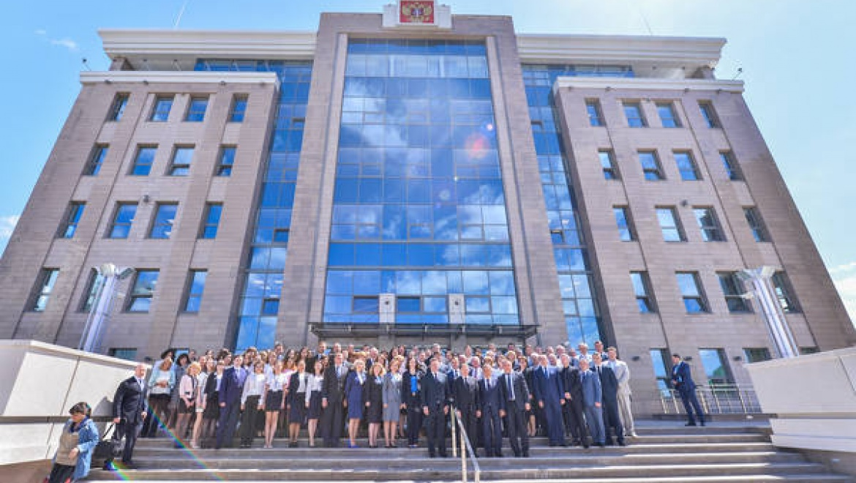 В Казани открылось новое здание Арбитражного суда Татарстана
