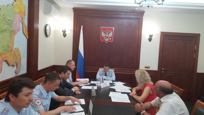 Михаил Давыдов провел прием граждан