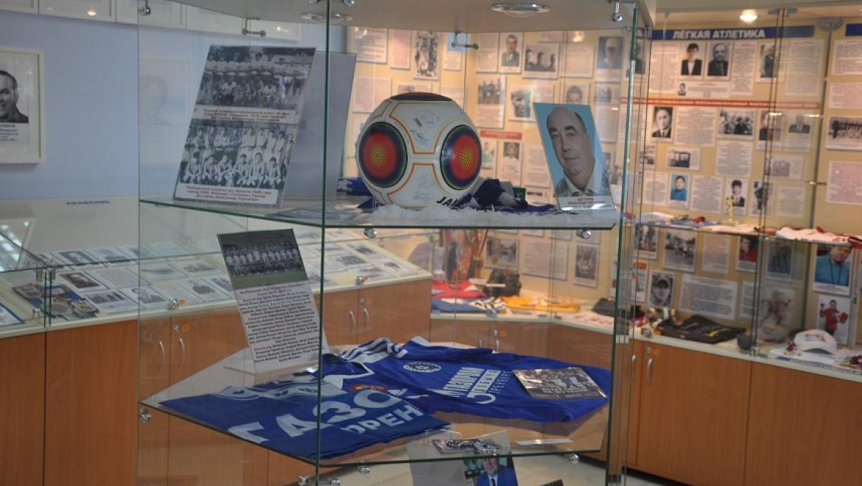 В Оренбурге открылся зал спортивной славы