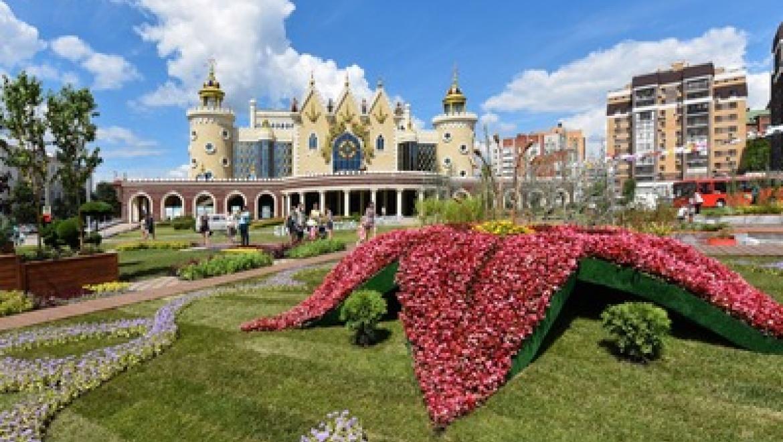 Горожан ждут культурные среды на «Цветочной Казани»