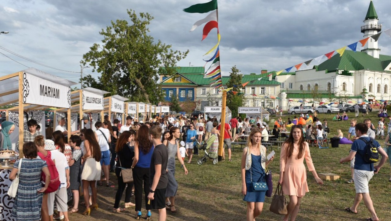 В Казани начались вкусные выходные