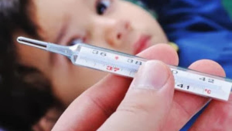 В 5 детских садах города зарегистрирована вспышка серозного менингита