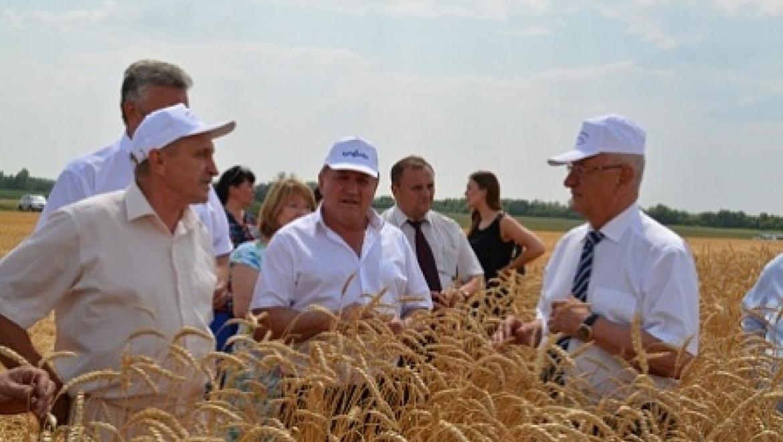 Губернатор Юрий Берг встретился с аграриями