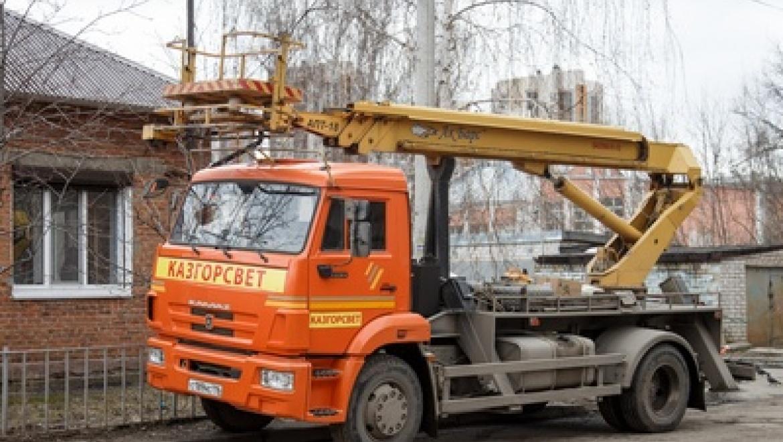25 августа в ряде домов Казани не будет света