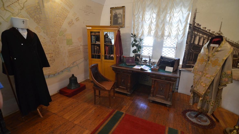 Открылась выставка «Духовные наставники Оренбуржья»