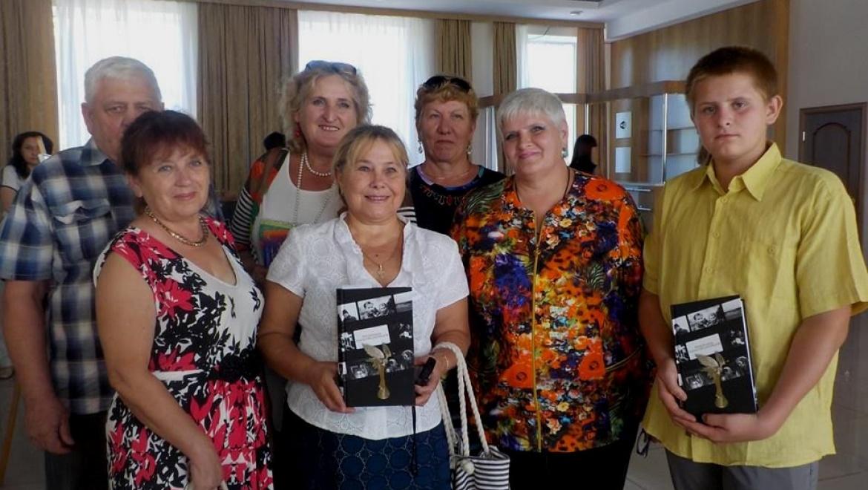 Сельские читатели посетили вечер памяти Алексея Саморядова