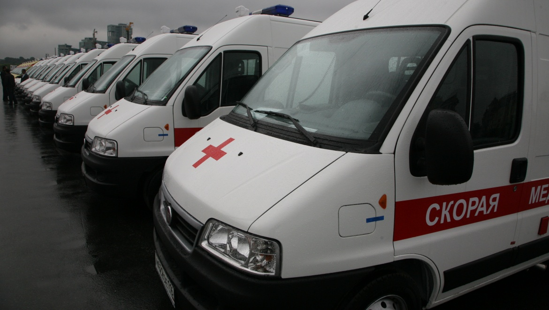 За неделю скорая помощь Казани выполнила более 8 тысяч вызовов