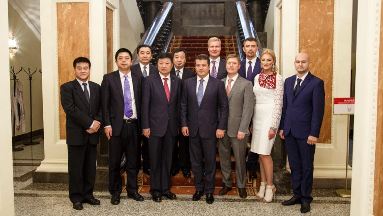 И.Метшин встретился с делегацией Китайской Народной Республики