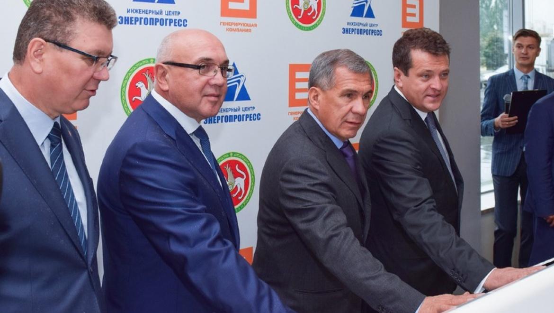 В Казани открылось новое здание Инженерного центра «Энергопрогресс»