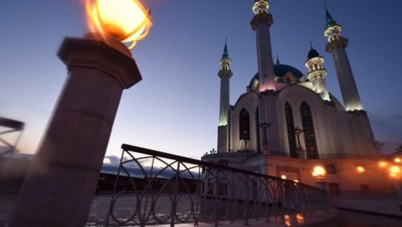 11-12 сентября доступ туристических групп в казанскую мечеть Кул Шариф будет ограничен