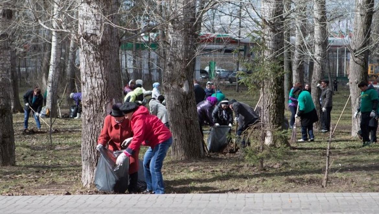 Казанцев приглашают на массовый субботник в парке «Крылья Советов»