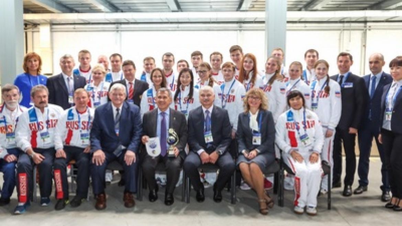 В Казани стартовал первый чемпионат мира по пулевой стрельбе среди глухих