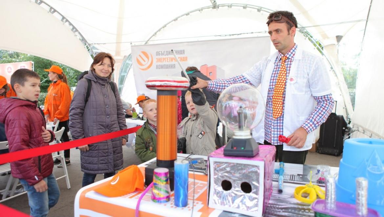 В Казани стартовал фестиваль энергосбережения «Вместе ярче»