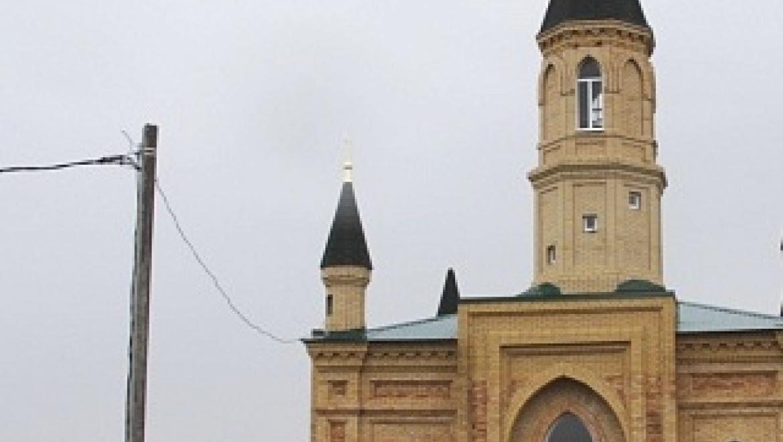 В п. Караванный открылась новая мечеть