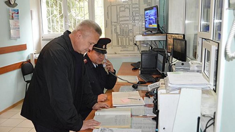 Общественник  проверил работу  полицейских