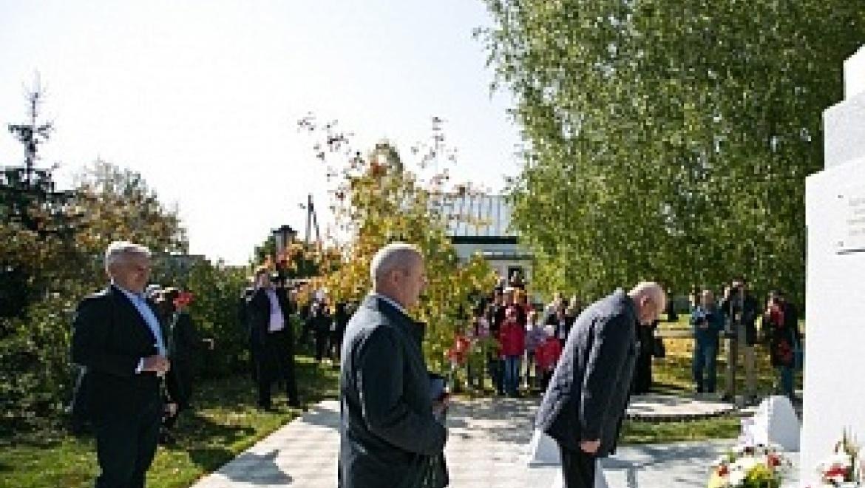 «Аксаковские дни»: в Оренбуржье отметили юбилей писателя