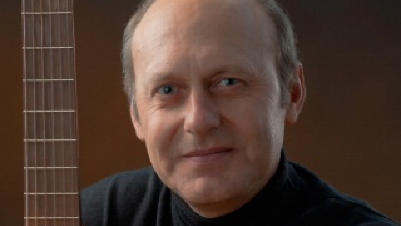 29 октября состоится концерт Павла Мантеля