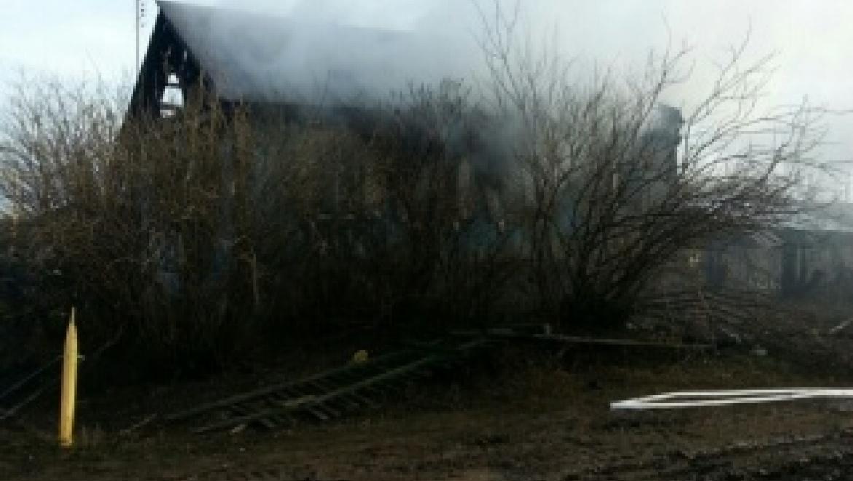 Сводка пожаров Оренбуржья на 26-27 октября