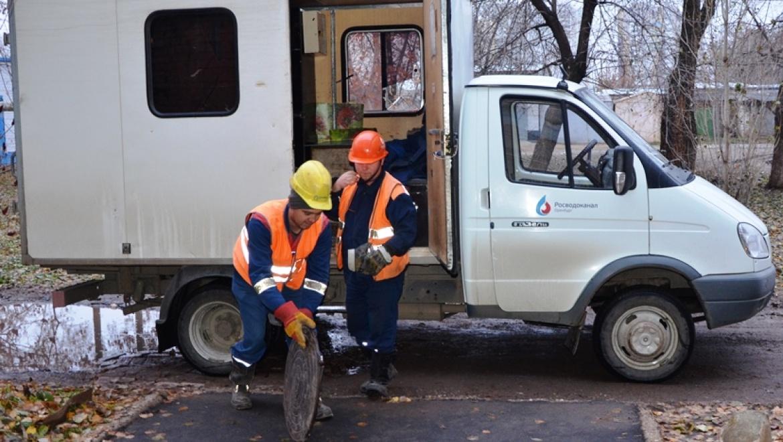 «Росводоканал Оренбург»: воровство крышек колодцев может привести к серьезным последствиям