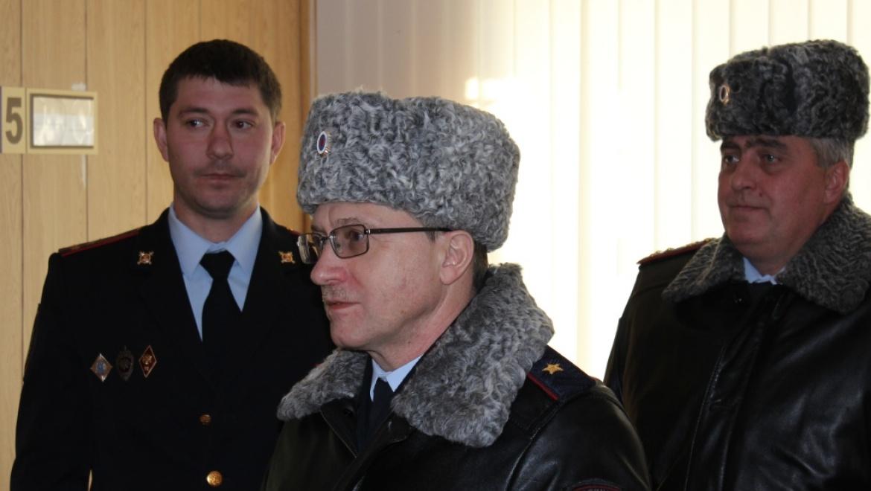 Михаил Давыдов проверил работу территориального пункта