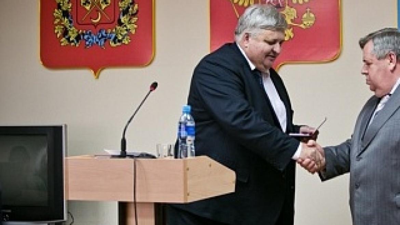 Николай Сирокин вступил в должность главы Переволоцкого района