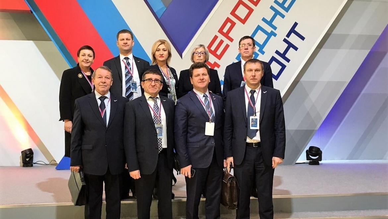 Представители ОНФ в Оренбургской области   приняли участие в «Форуме Действий»