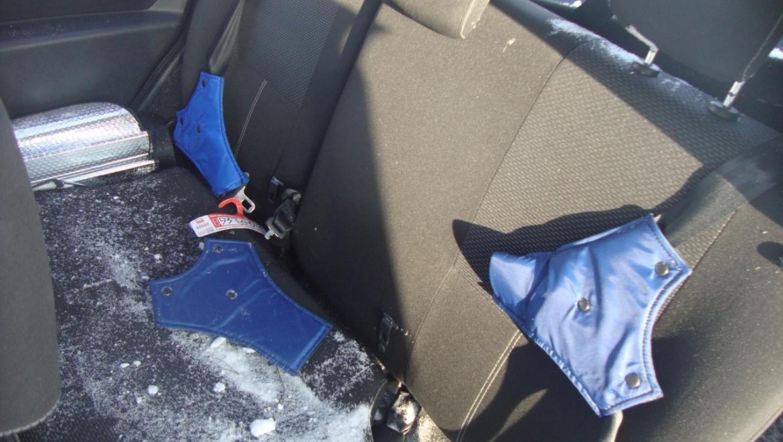 Под Оренбургом вДТП с Лада Granta пострадали двое детей изСамары